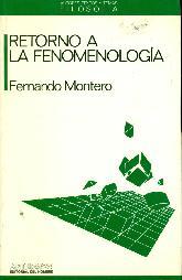 Retorno a la fenomenologia