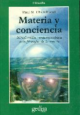 Materia y conciencia : Introduccion contemporanea a la filosofia de la mente
