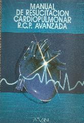 Manual de Resucitacion Cardiopulmonar RCP Avanzada