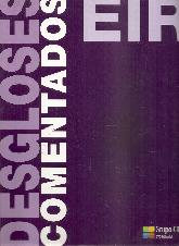EIR Desgloses Comentados / Desgloses 2 Volumenes CTO