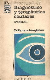 Manual de diagnostico y terapeutica oculares