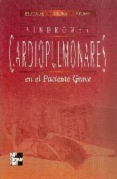 Sindromes cardiopulmonares en el paciente grave