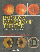 Parsons Diseases of eyes