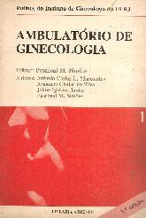 Ambulatorio de ginecologia 2 volumenes