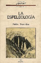 La espeleologia