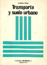 Transporte y suelo urbano