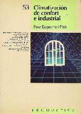 Climatizacion de confort e industrial