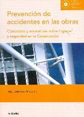 Prevención de accidentes en las obras