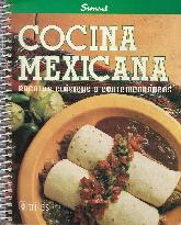 Cocina Mexicana, recetas clasicas y contemporaneas