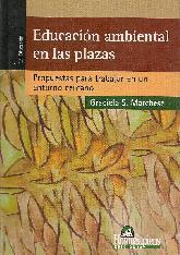 Educacion ambiental en las plazas