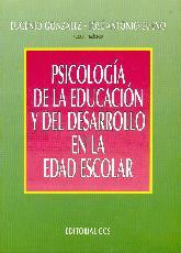 Psicologia, de la educación y del desarrollo en la edad escolar