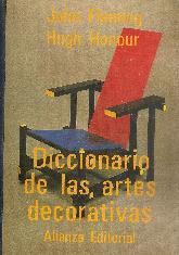 Diccionario de las artes decorativas
