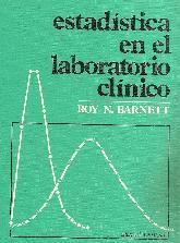 Estadistica en el laboratorio clinico