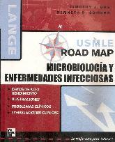 Microbiologia y Enfermedades Infecciosas USMLE ROAD MAP