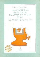 Estructuras basicas de la comunicacion oral