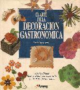 El arte de la decoracion gastronomica