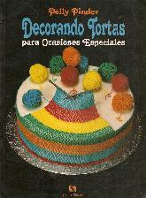 Decorando tortas para ocasiones especiales