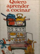 Quiero aprender a cocinar