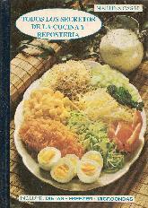 Todos los secretos de la cocina y la reposteria