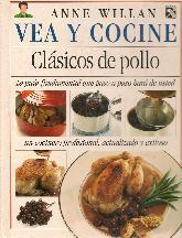 Vea y cocine, clasicos de pollo