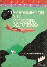 Aproximacion a la geografia del turismo