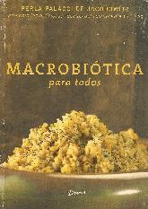 Macrobiótica para todos