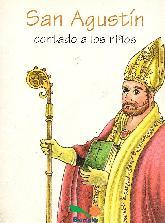San Agustin contada para niños