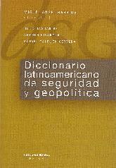 Diccionario latinoamericano de seguridad y geopolitica