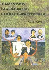 Transmisión generacional, familia y subjetividad