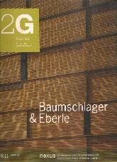 2G Baumschlager & Eberle nro 11