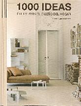1000 ideas útiles para el diseño del hogar