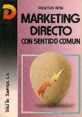 Marketing directo con sentido comun