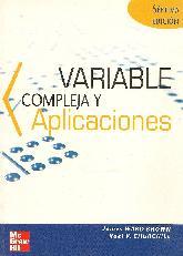 Variable compleja y aplicaciones