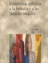 Estadistica aplicada a la historia y las ciencias sociales