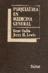Psiquiatria en medicina general