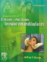 Tratamientos de oclusion y afecciones temporomandibulares