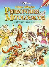 Como dibujar Personajes Mitologicos