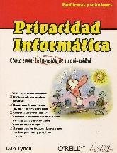Problemas y Soluciones Privacidad Informatica