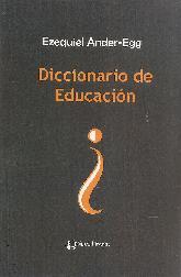 Diccionario de Educación