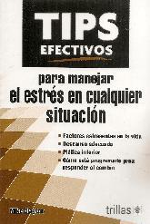 Tips efectivos para manejar el estrés en cualquier situación