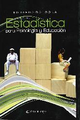 Estadística para Psicología y Educación