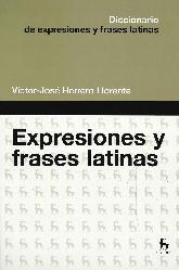 Diccionario de Expresiones y Frases Latinas