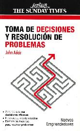 Toma de Decisiones y Resolución de Problemas