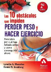 Los 10 obstáculos que impiden perder peso y hacer ejercicio