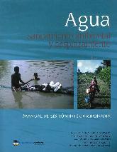 Agua saneamiento ambiental y desplazamiento