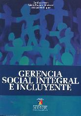 Gerencia Social Integral e Incluyente