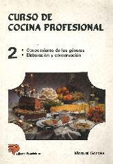 Curso de cocina profesional Tomo 2