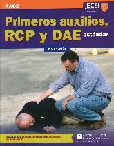 Primeros Auxilios, RCP y DAE estándar