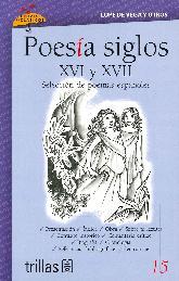 Poesía siglos XVI y XVII Selección de poemas españoles  Lluvia de Clásicos