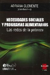 Necesidades Sociales y Programas Alimentarios